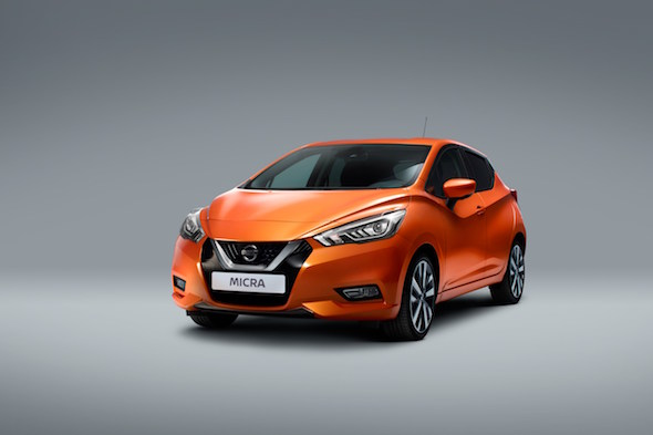 All New Nissan Micra