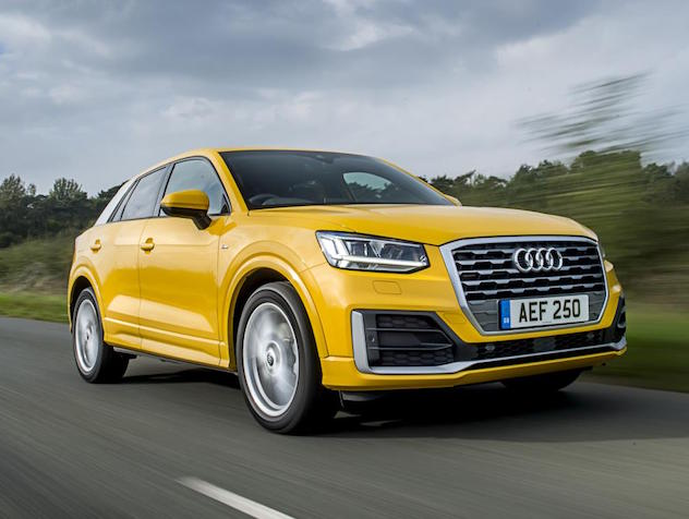 New Audi Q2 pricing and specs revealed