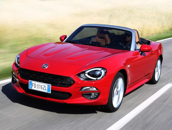 How to choose the right Fiat 124 Spider