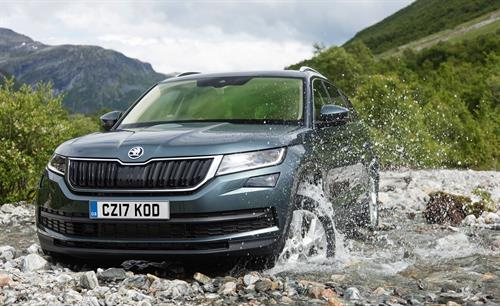 New Skoda Kodiaq pricing and specs revealed