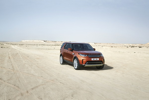 How to choose the right: New Land Rover Discovery
