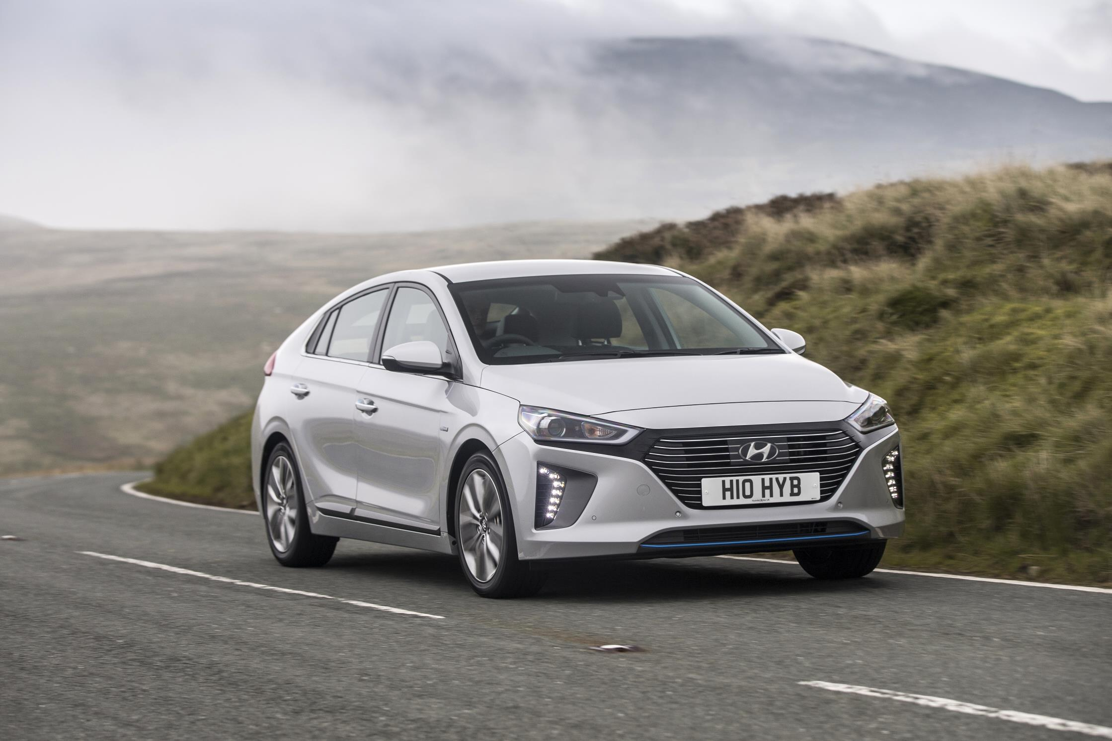 How to choose the right Hyundai Ioniq