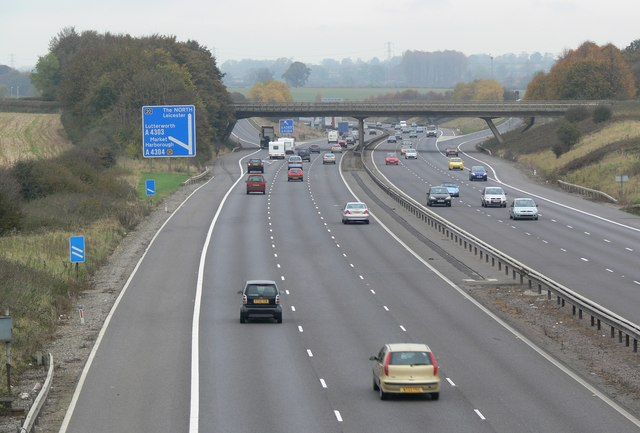 New M1 speed limit proposed to cut pollution