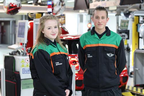 BMW on the hunt for new apprentices
