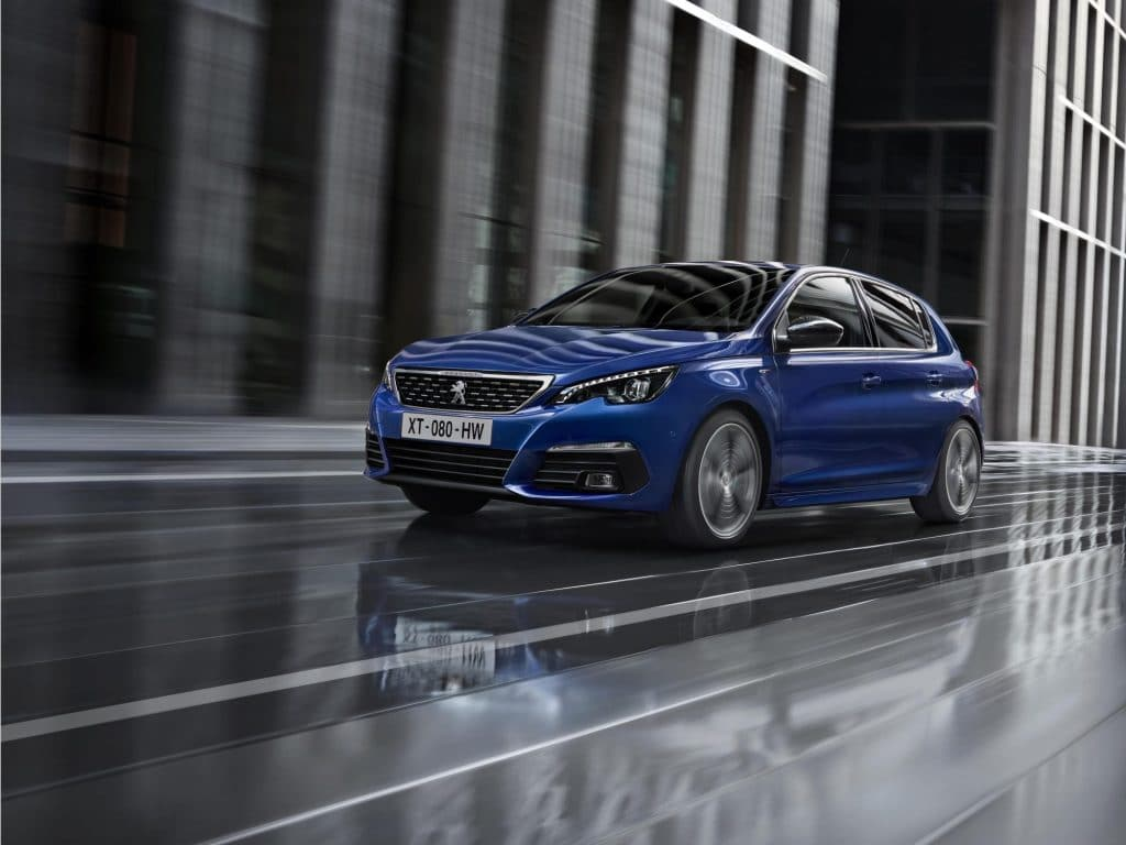 Peugeot reveals new 308 with enhanced styling and technology