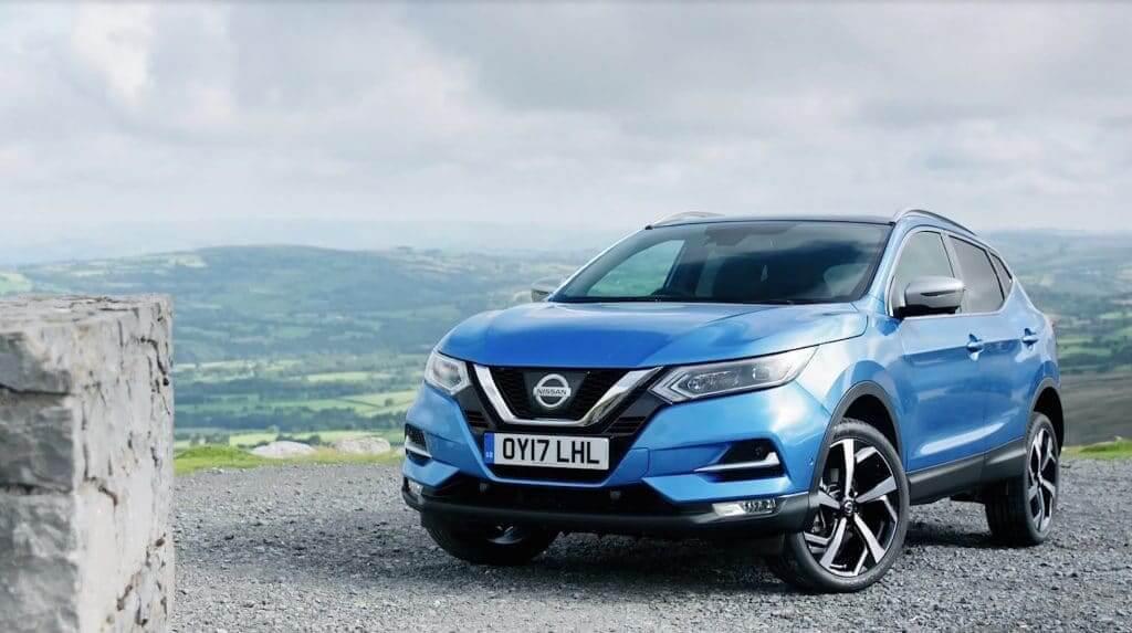 Nissan launces new engine for Qashqai