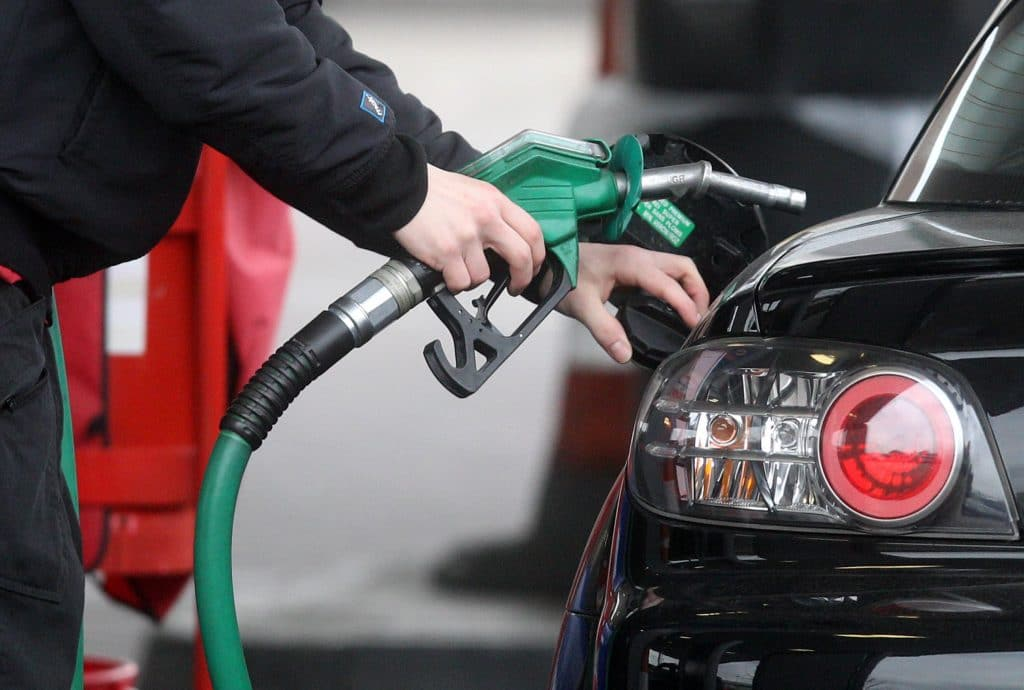 Three supermarkets slash fuel prices for half-term break