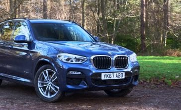 Video Review: BMW X3