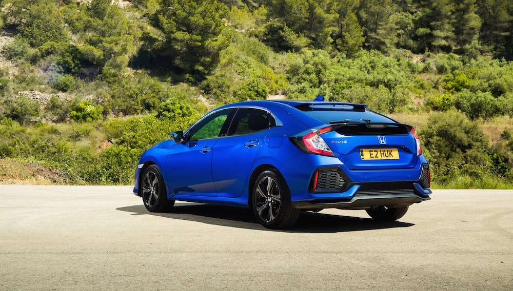 Honda Civic diesel triumphs at fuel economy challenge