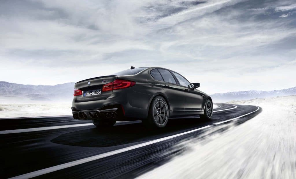 BMW unveils M5 Edition 35 Years