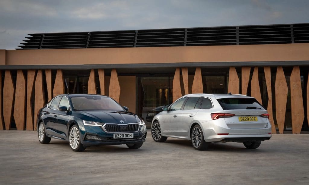 Skoda confirms prices and specs of all-new Octavia