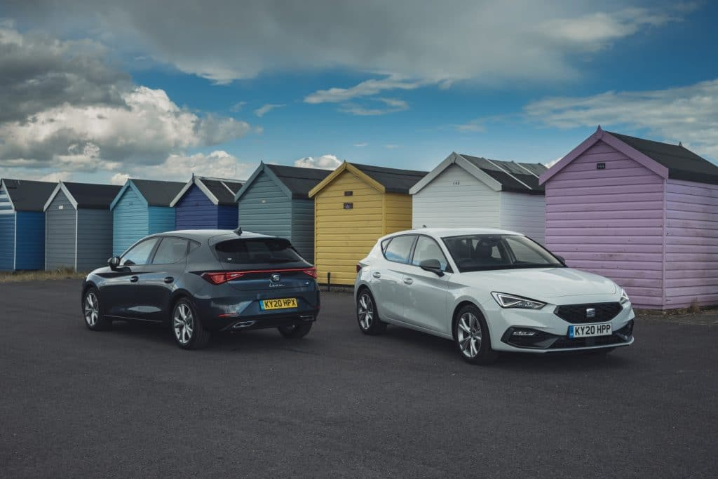 Seat expands Leon line-up with new trim and engine options