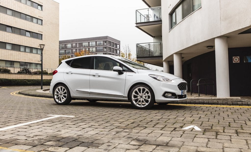 Ford removes diesel from Fiesta line-up