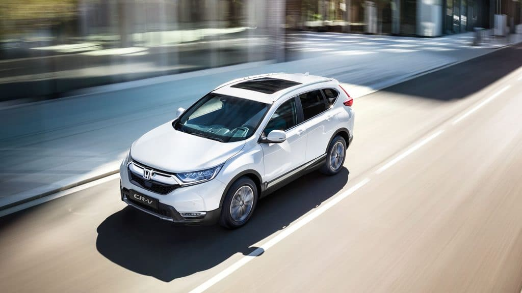 Updated Honda CR-V gains styling and equipment upgrades for 2021